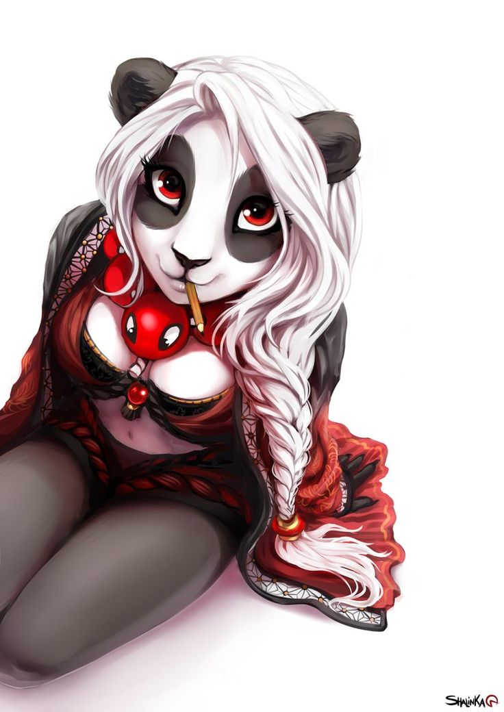 Panda red panda girls furries pictures luscious-2837