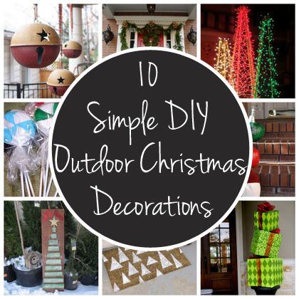 Easy And Inexpensive Ways To Decorate Your Yard Or
