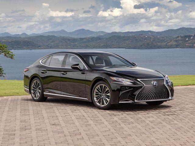 Lexus Ls 500h Sedan In 2020 Lexus Lexus Cars Lexus Ls