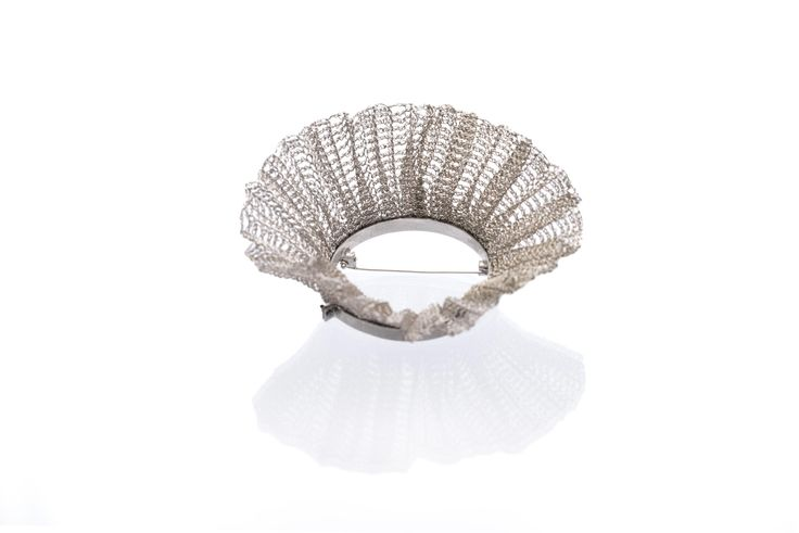 Brooch - Pleated Collection by FROU FROU