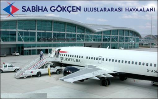 Sabiha Gökçen Havaalanı Anlık Uçuş Seferlerini sorgulayabilir, ucuz istanbul uçak bileti satın alabilirsiniz.