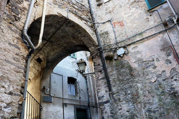 Pigna (IM) - Via Colla