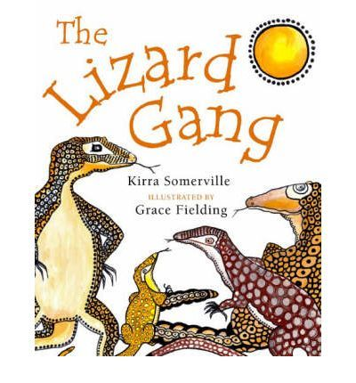 Meet Zed, Zoro, Eliza, and Boo, a spirited gang of monitor lizards who learn the meaning of cooperation and teamwork when they have to work together to escape a raging flood that is threatening their home. This immediately engaging tale with its endearing characters is written by author Kirra Somerville and is stunningly illustrated by the Crichton Award winning Grace Fielding.