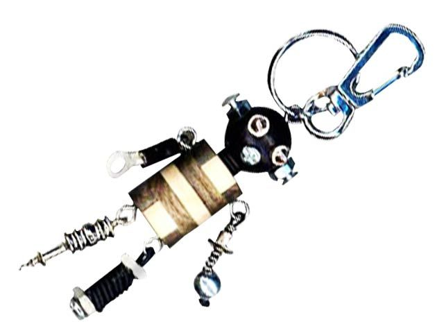 Robot Keyring at Miscellaneous | Ignition Marketing Corporate Gifts