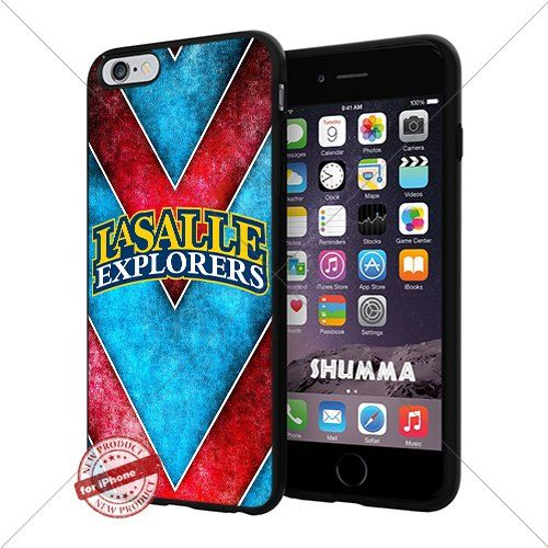 "NCAA La Salle Explorers Cool iPhone 6 Plus (6+ , 5.5"") Smartphone Case Cover Collector iphone TPU Rubber Case Black SHUMMA http://www.amazon.com/dp/B015AM5UDY/ref=cm_sw_r_pi_dp_WRyewb00GJ1DA"