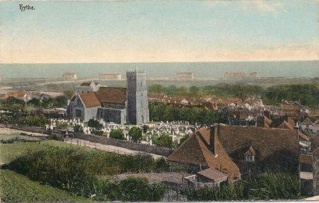 View of Hythe, Kent