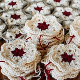 Quick and Easy Crochet African Flowers