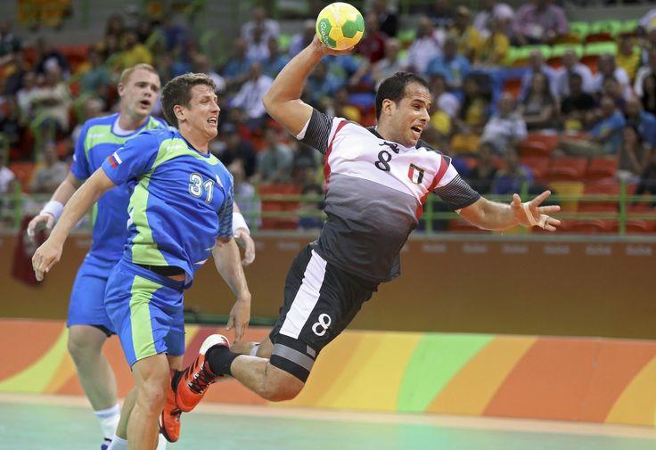 2016 Rio Olympics - Handball - Preliminary - Men's Preliminary Group B Slovenia v Egypt - (1600×1098)