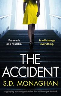 A Bookaholic Swede: #BlogTour The Accident by S.D. Monaghan (@SeanMonaghan16) @bookouture