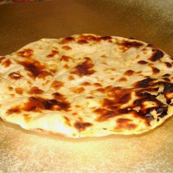 Chapatis - Indische Fladenbrote