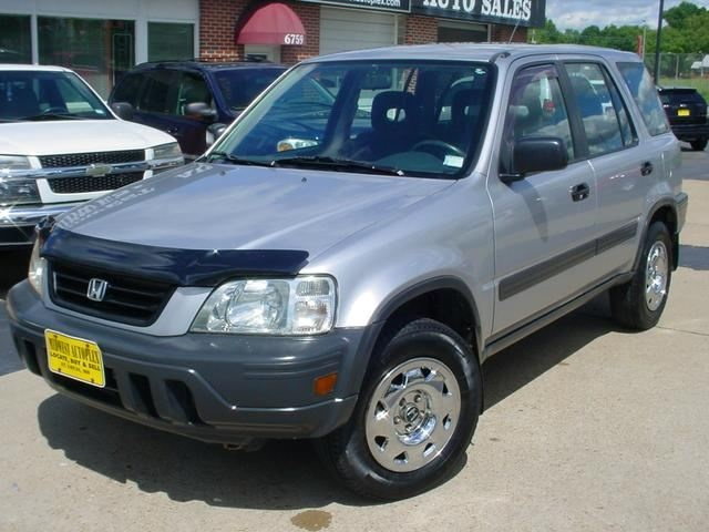 1997 honda cr v awd reviews