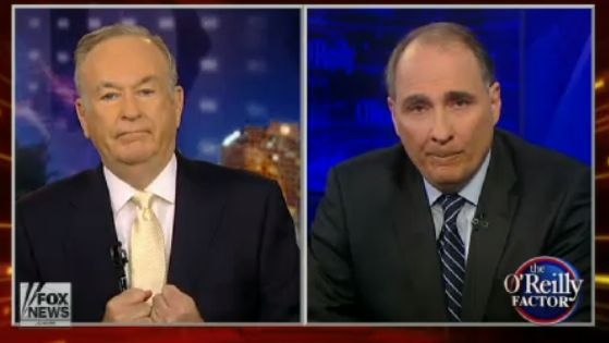 'Are you kidding me?': Bill O'Reilly Clashes with David ...