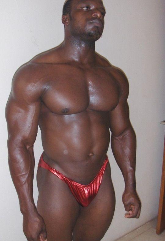 gay black muscle