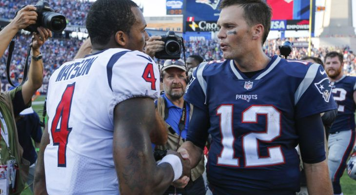 Was the Texans loss to the Patriots a moral victory?