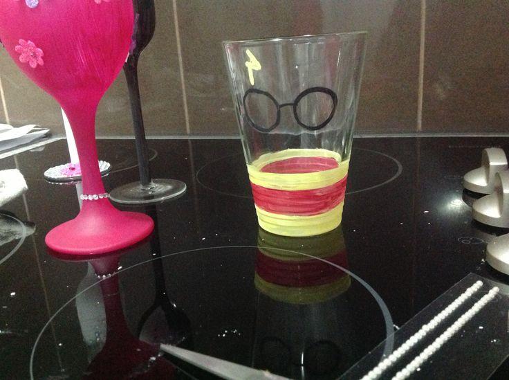 Harry Potter Glass