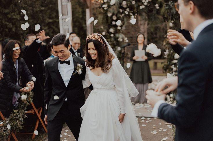 Bespoke Winter Wedding at Terrain