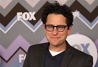 J.J. Abrams ready to let the FORCE flow thru him!