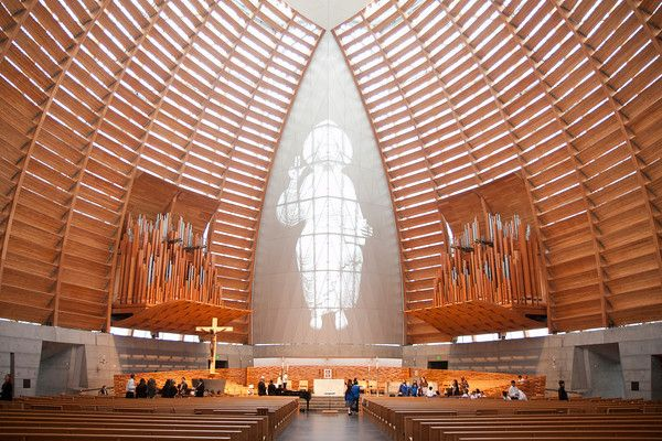 California | Christ the Light Catholic Cathedral in ...