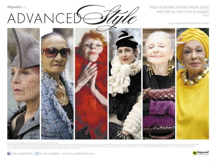 Advanced Style | El estilo no tiene edad, solo espíritu