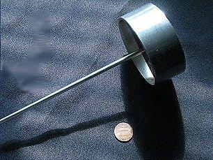 devardi glass lampwork stainless steel mandrels thimble maker ring maker button maker