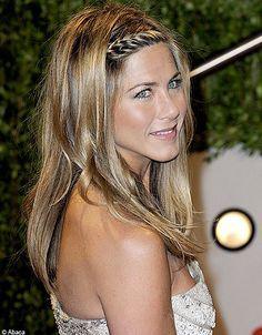 jennifer aniston oscars hair - Google Search