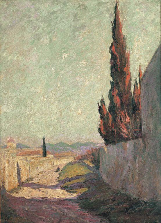 Konstantinos Maleas - Cypress