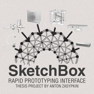 SketchBox - rapid prototyping interface, by Anton Zasypkin.