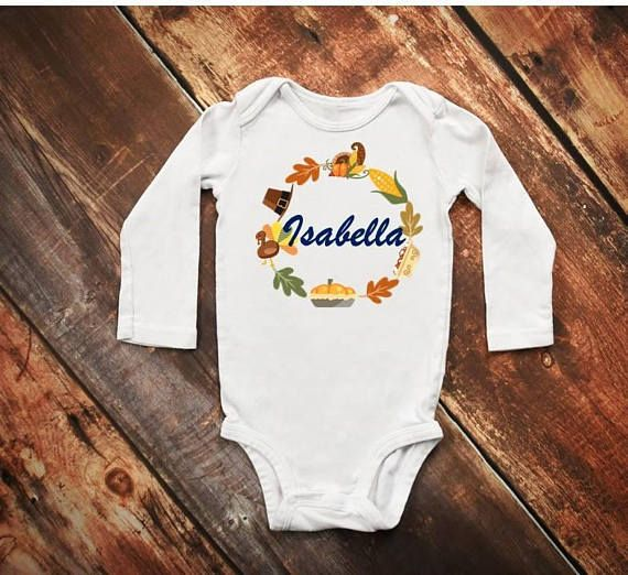 Check out this item in my Etsy shop https://www.etsy.com/ca/listing/535255448/fall-onesie-novemeber-onesie-october
