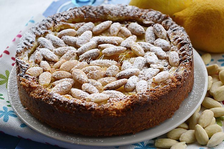 Torta rinascimentale con crema bisbetica, ricetta dolce