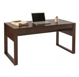 Studio Desk - Walnut - 130cm