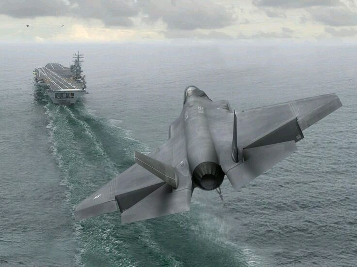 Extreme Military Engineering: Fascinating Facts About Aircraft Carriers. - Science/Technology - Nigeria