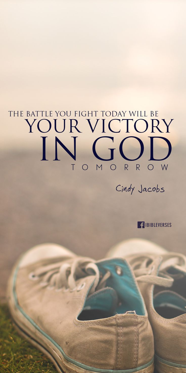 Im in a battle, but God gots this!