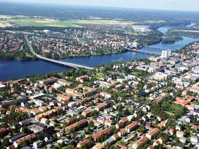Umeå — dynamic growth region in the north