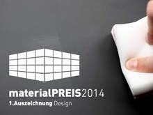 FENIX NTM winner in the Design category at materialPREIS 2014.