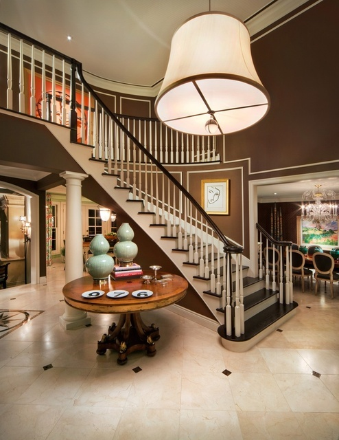 17 best images about foyer/stairs/halls/landings on pinterest ...