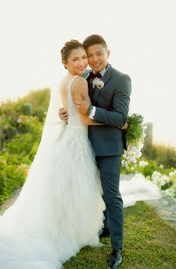 Celebrity Wedding Drew Arellano And Iya Villania By
