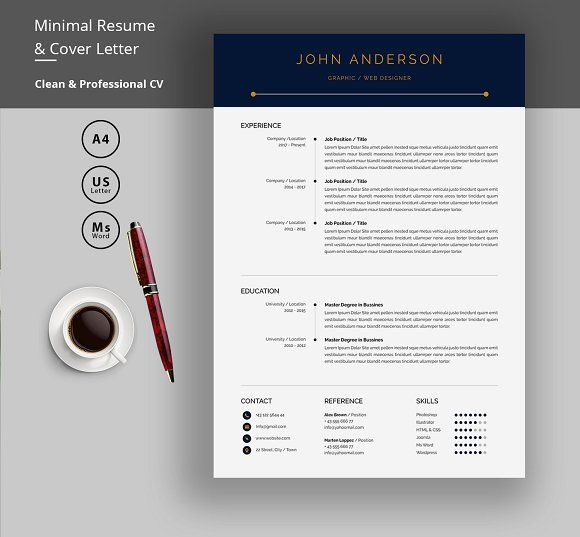 Clean Resume Cv Clean Resume Resume Cv Good Resume Examples