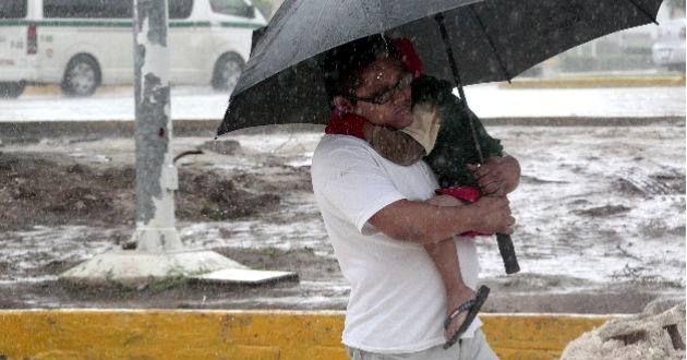 Oaxaca Digital | Dominará clima lluvioso en gran parte del país