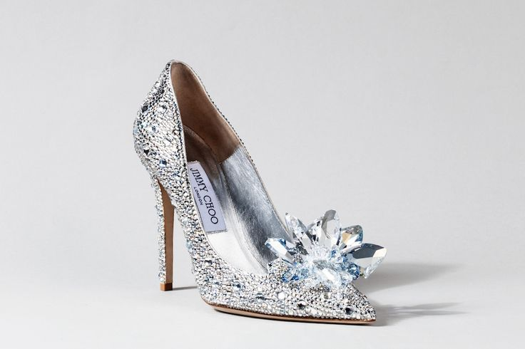 Modern day Cinderella shoe by Jimmy Choo <3
