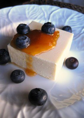 PROTEIN CHEESECAKE ~ hi-pro, lo-carb and no fat.