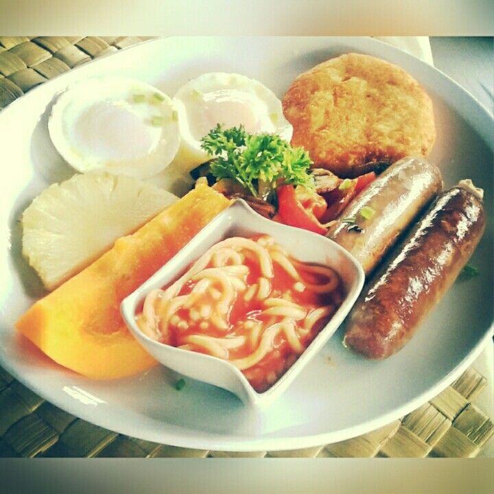 Breakfast Encounters Restaurant in Malua Fou