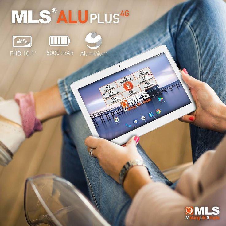 Αυτόν τον χειμώνα το MLS Alu Plus 4G θα σε συνοδεύει παντού! #MLSAluPlus4G