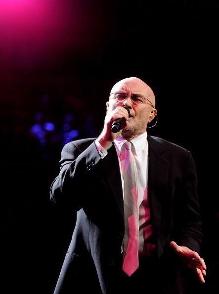 """HAPPY BIRTHDAY, PHIL COLLINS! The Grammy Award-winning singer and drummer known for his work with the band Genesis, as well as his solo hit, """"In the Air Tonight,"""" turns 67 today! January 30"""