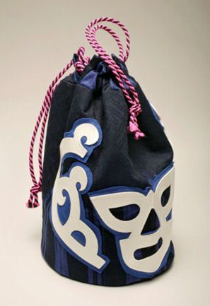 Lucha Libre Mask Bag