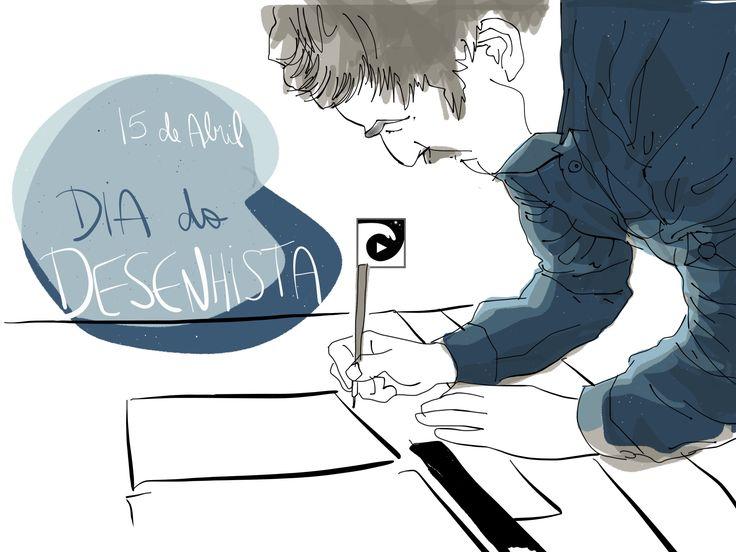 Continue desenhando, continue inspirando.