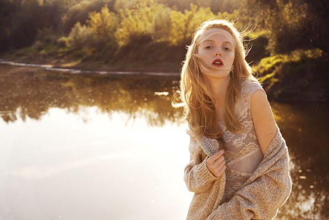 Photography by Kasia M. Sosnowska Model: Justyna Poliszak/Uncovermodels
