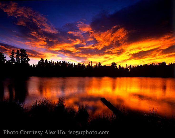 bear lake colorado winter - Google Search