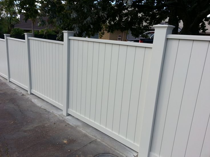 17 best Front fence images on Pinterest Front fence Fencing and