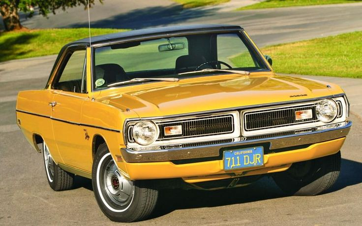 Pin by Karel Bonk on Cars Dodge dart, Dodge, Classic