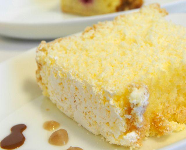 Ecco la ricetta di un dolce squisito da realizzare a casa, la torta paradiso è morbida e deliziosa, ricca di ingredienti genuini.
